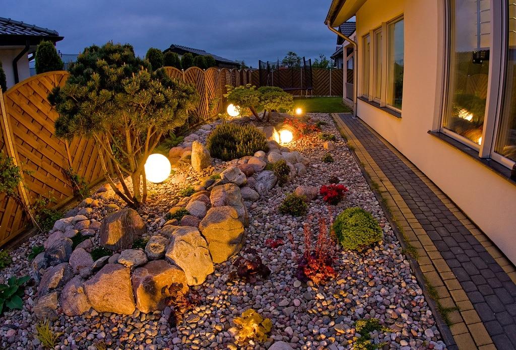 choisir les luminaires jardin